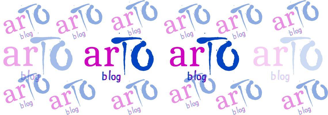 collage grafico con la scritta arTOblog come immagine di benvenuto