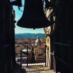 Vista di Torino dal campanile del Duomo di Torino