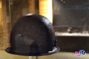Età del Ferro: elmo etrusco rinvenuto in corso Belgio