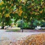 Autunno al giardino La Marmora di Torino