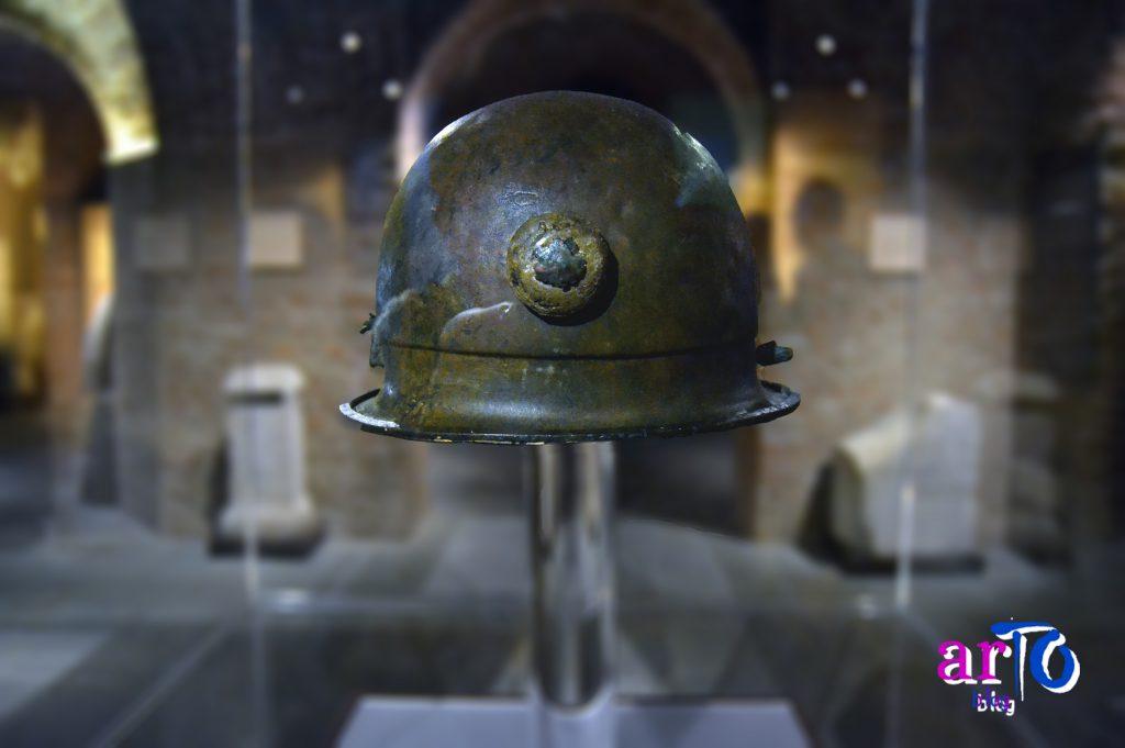 Età del Ferro a Torino: elmo etrusco rinvenuto in corso Belgio