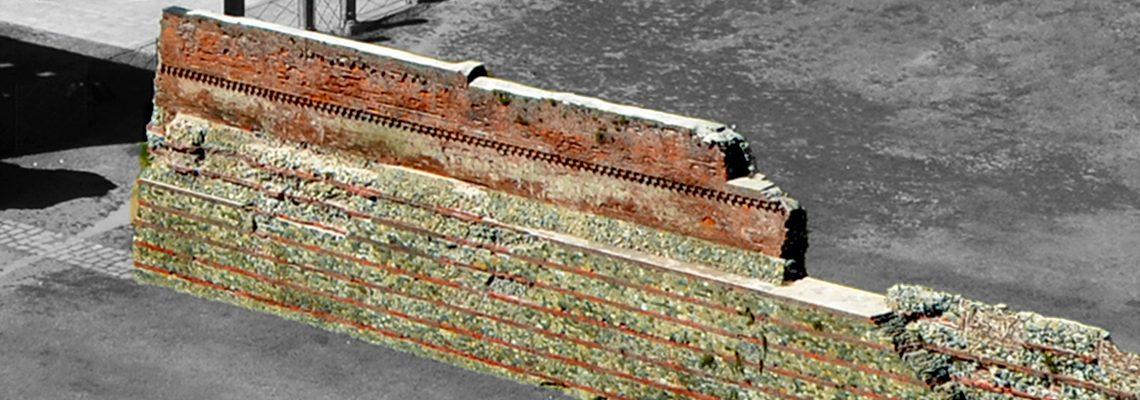 Foto post: Un giro tra i resti delle mura romane di Torino