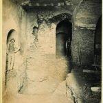 I resti della cinta muraria di età romana e della torre a nord di Palazzo Madama, venuti alla luce nei locali interrati della Biblioteca e dell'Armeria Reale, ©Soprintendenza per i Beni Archeologici del Piemonte e del Museo Antichità Egizie.