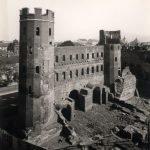 La Porta Palatina nel corso dei secoli - la porta durante i lavori di scavo del 1934 - ©Fondazione Torino Musei, Archivio Fotografico, Fondo Mario Gabino