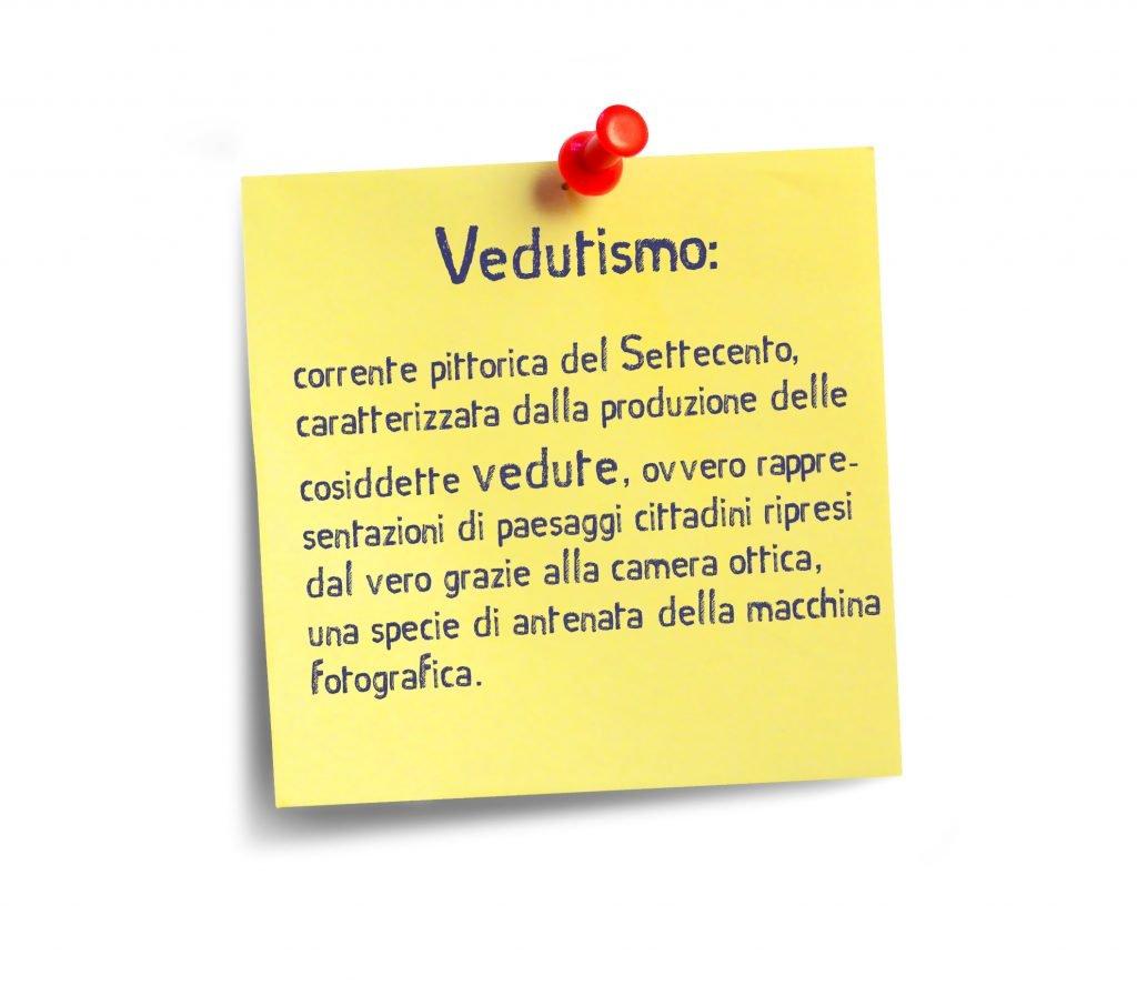 Bernardo Bellotto - definizione di Vedutismo