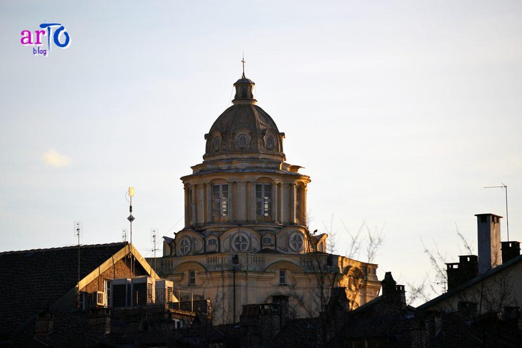 La mia galleria fotografica di Torino - Cupola della chiesa di San Lorenzo