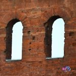 Porta Palatina -finestre ad arco