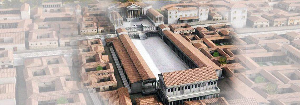 Gli edifici e le infrastrutture di Iulia Augusta Taurinorum - immagine in evidenza