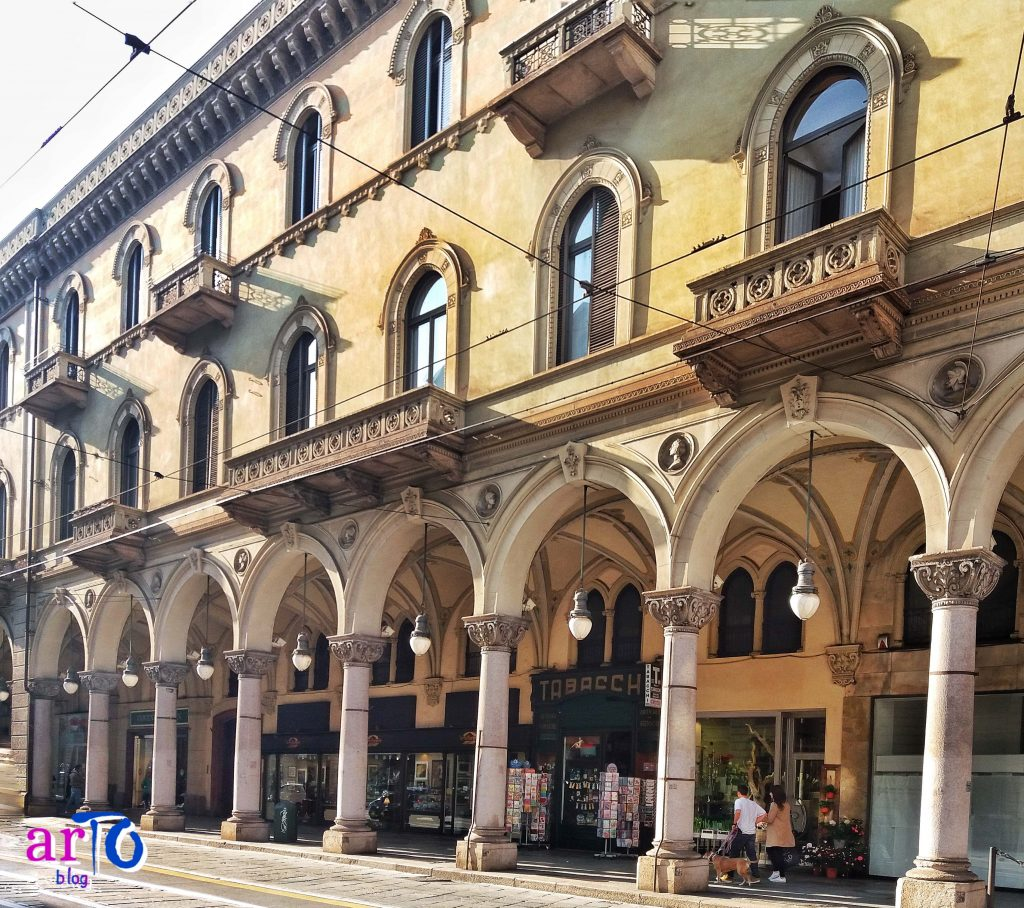 La mia galleria fotografica di Torino - Via Pietro Micca