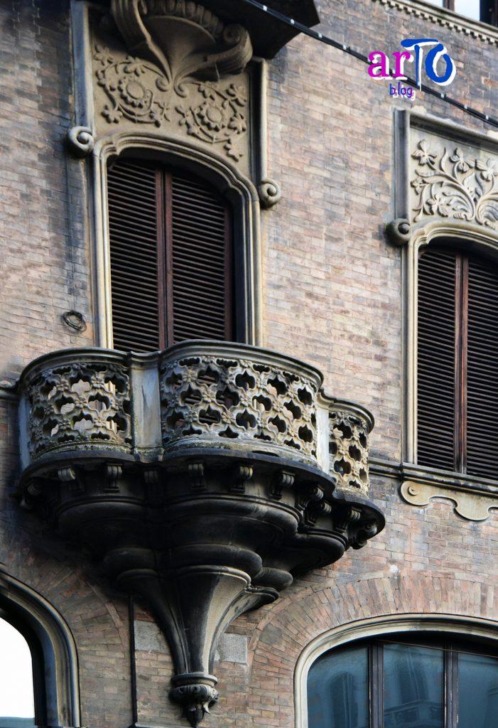 Galleria fotografica di Torino - Palazzo Bellia di Carlo Ceppi