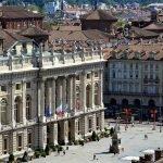 Galleria fotografica di Torino - Piazza Castello dal campanile del Duomo