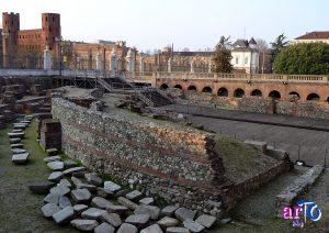 Teatro di Iulia Augusta Taurinorum - via XX settembre