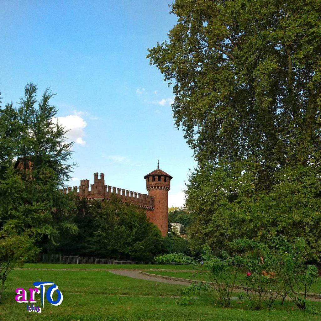 Galleria fotografica di Torino -castello del Valentino