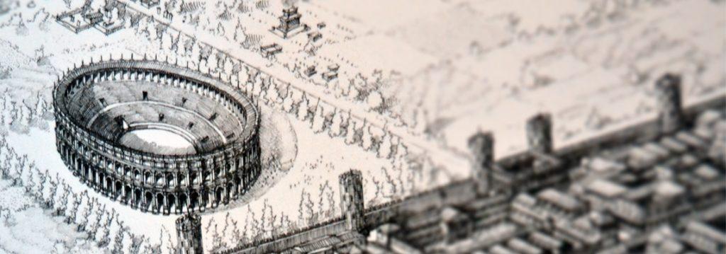 anfiteatro di Iulia Augusta Taurinorum -immagine in evidenza