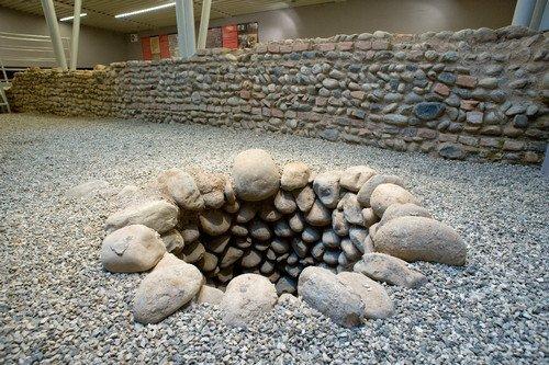 pozzo della domus di Via Bellezia a Torino ©Soprintendenza per i Beni Archeologici del Piemonte e del Museo Antichità Egizie.