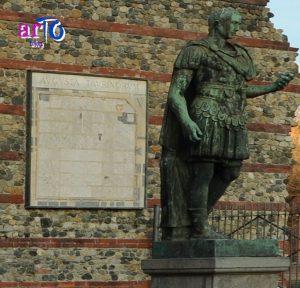 Pianta di Iulia Augusta Taurinorum