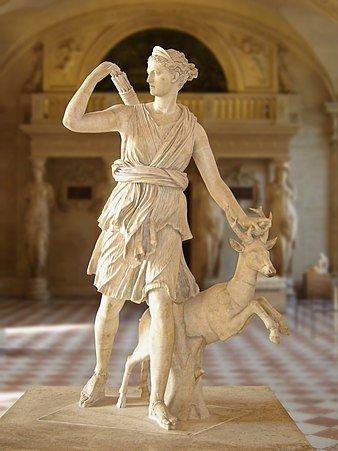 Diana di Versailles di @Sting da Wikipedia