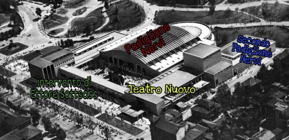 Palazzo Esposizioni nel 1948 (foto: Archivio Storico Fiat)