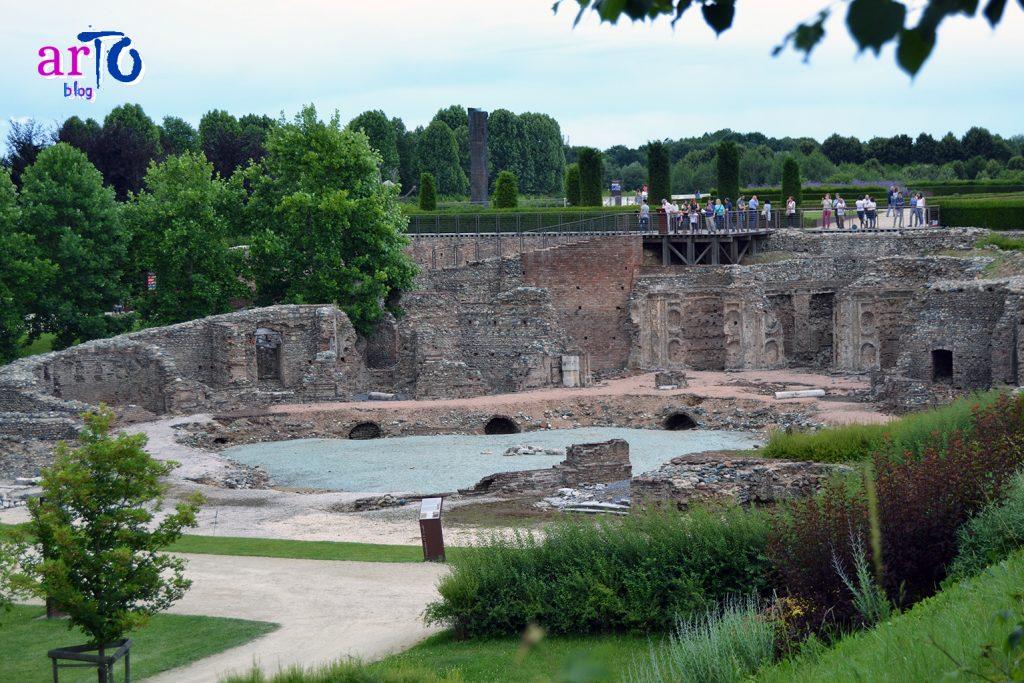 La fontana d'ercole della reggia di venaria