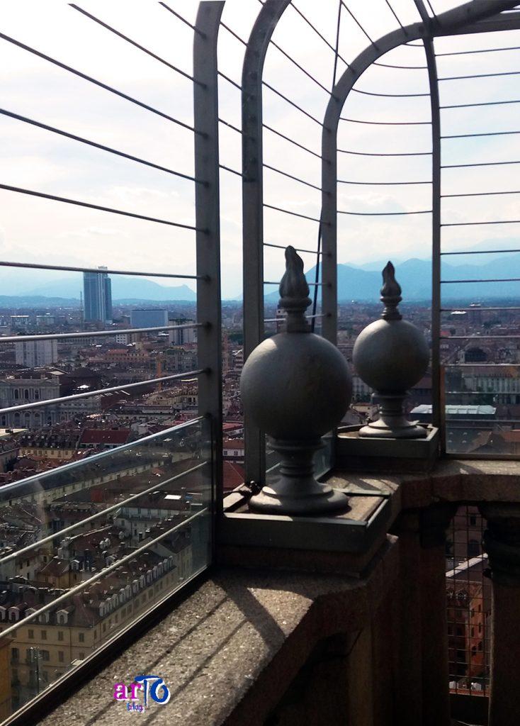 Vista dalla Mole Antonelliana