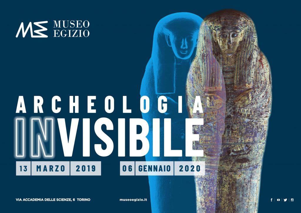 archeologia invisibile -museo egizio torino