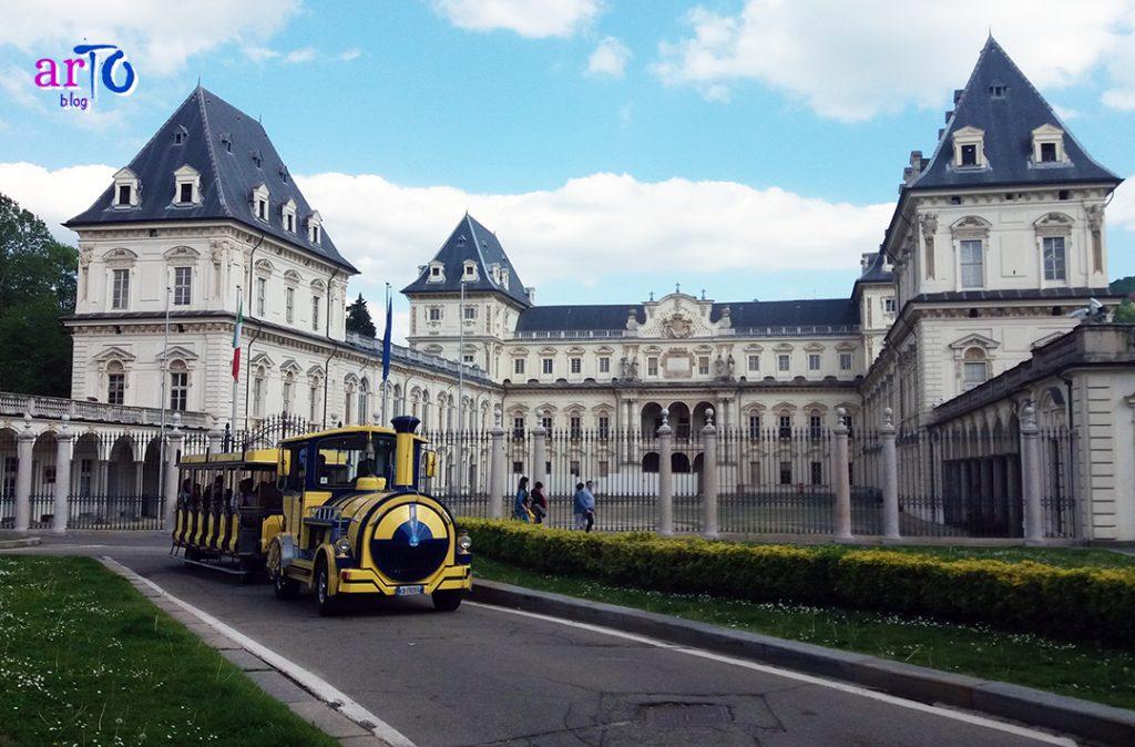 Castello del Valentino Torino facciata principale