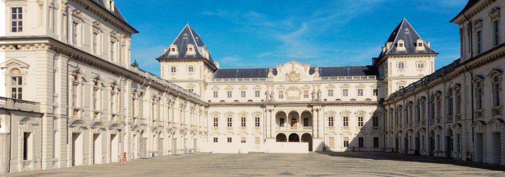 castello del Valentino a Torino