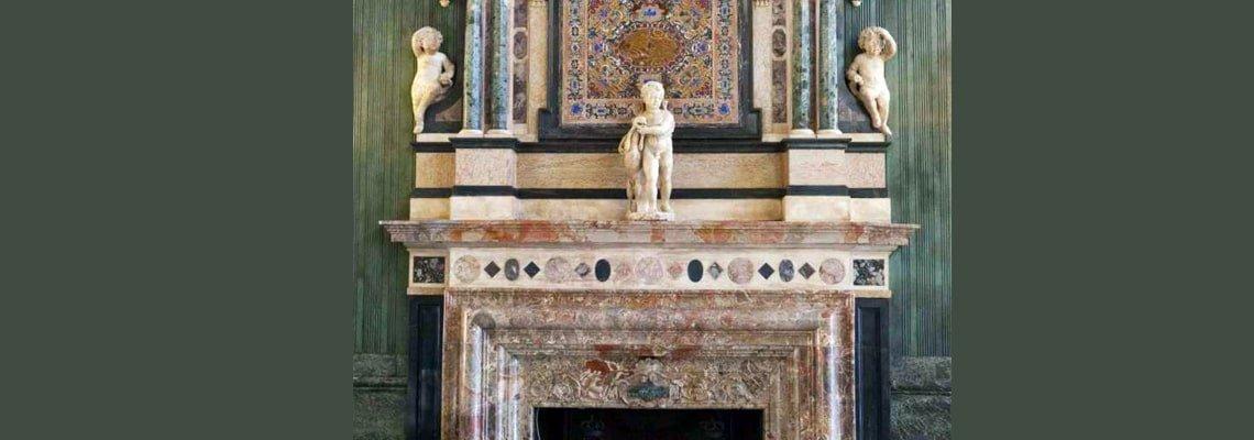 Il-restauro-del-camino-monumentale-di-Palazzo-Reale