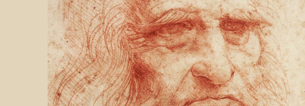 Autoritratto di Leonardo da Vinci Torino