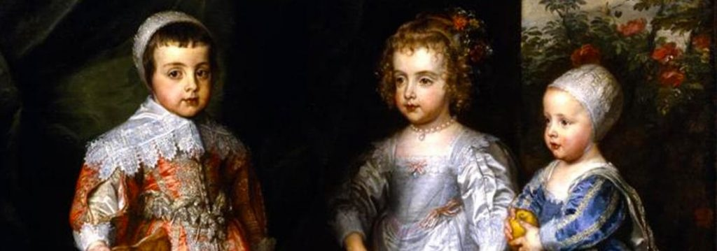 Ritratto-dei-figli-di-Carlo-I-d'Inghilterra-di-Antoon-Van-Dick-